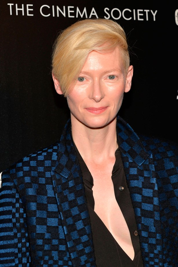A muse to many a designer, Tilda Swinton was chosen by Karl Lagerfeld to front the Métiers d'Art collection, Paris-Edimbourg, just last year.
