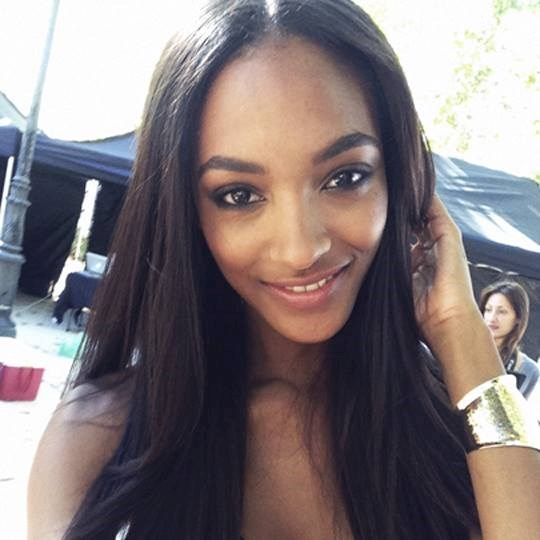 "<strong>Jourdan Dunn</strong> <br> <strong>Age: </strong>24 <br> Discovered at just 14 whilste shopping in a local Primark  store in London, Jourdan Dunn is one of the hottest young Brit models of the moment, along with her bestie Cara Delevingne. She's starred in campaigns for Balmain, Burberry,  YSL Beauty and Calvin Klein, to name a few. She also has her own online cooking show called ""Well Done With Jourdan Dunn."" <br> <strong>She says: </strong>""My icon is Beyoncé. Not just because she's beautiful but because I think she represents strong women and she is a good role model for young girls."""