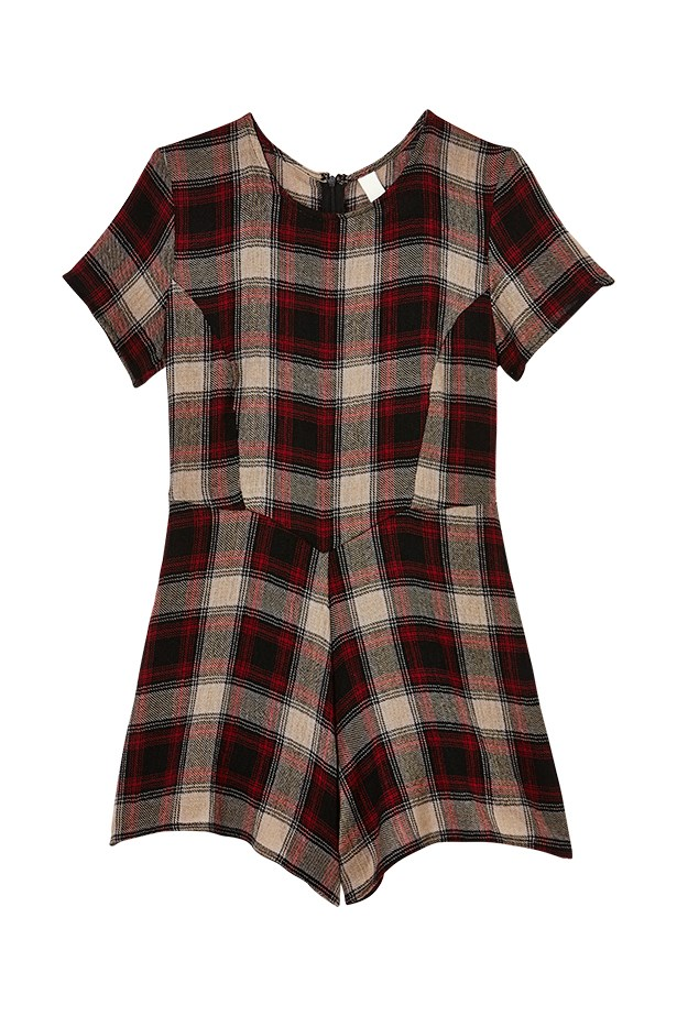 "Playsuit, $69.95, Lee, <a href=""http://www.leejeans.com.au"">leejeans.com.au</a>"