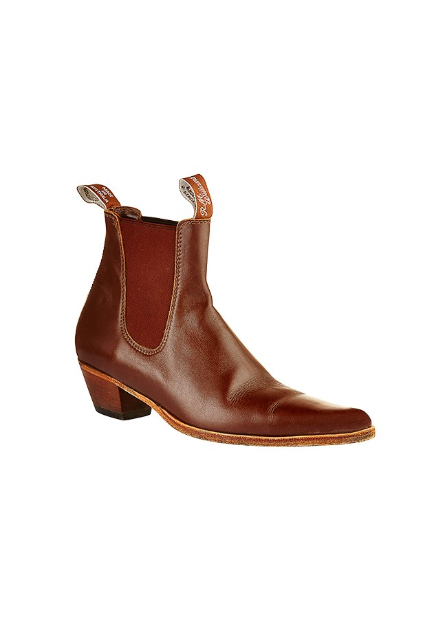 "Boots, $430, RM Williams, <a href=""http://www.rmwilliams.com.au"">rmwilliams.com.au</a>"
