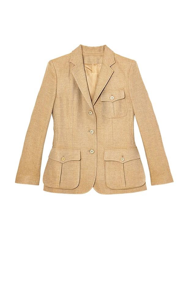 Jacket, $699, Ralph Lauren, (03) 9530 4074