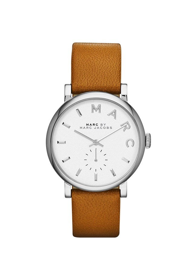 "Watch, $229, Marc By Marc Jacobs, <a href=""http://www.wsiwatches.com.au"">wsiwatches.com.au</a>"