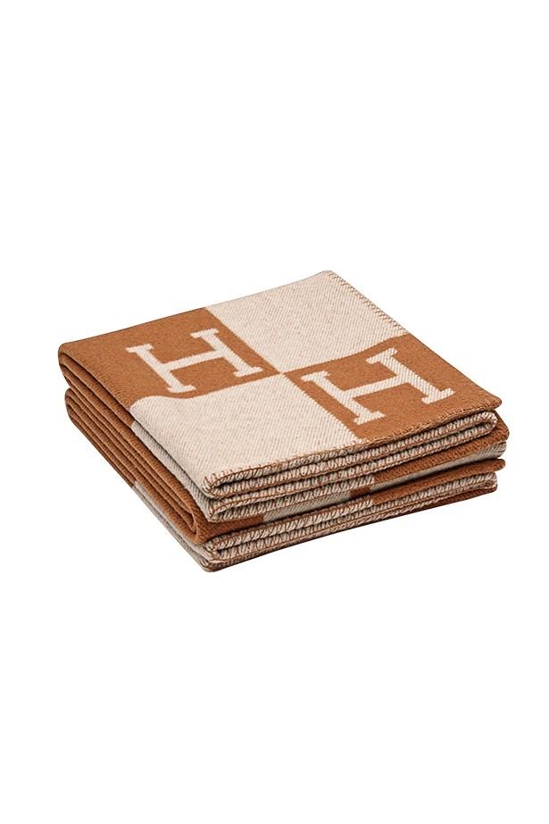 Blanket, $1,735, Hermès, (02) 9287 3200