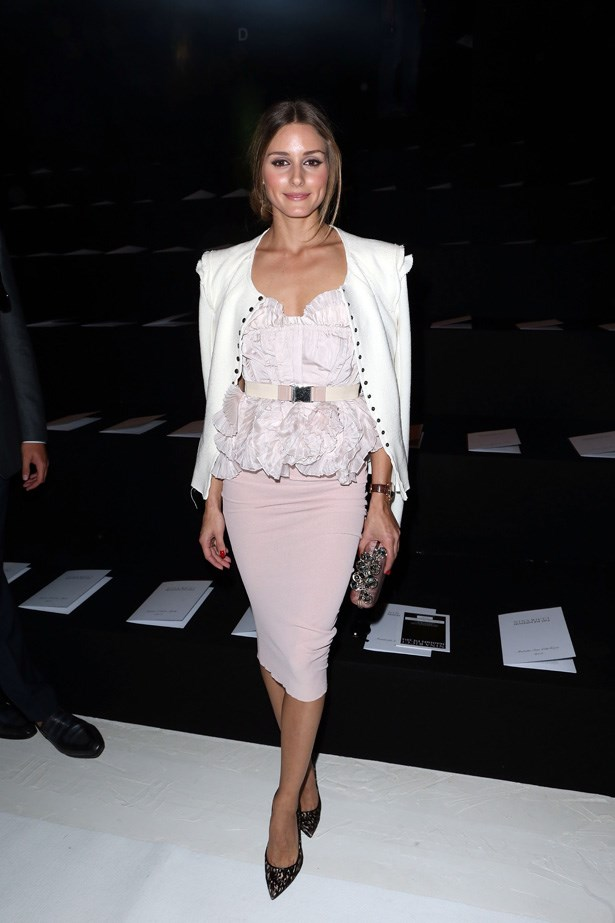 <strong>Olivia Palermo</strong><br><BR>