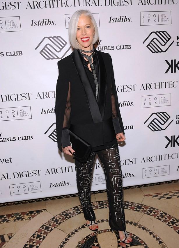 Linda Fargo, Senior Vice President, fashion office and store presentation, Bergdorf Goodman <br> Age: 50s
