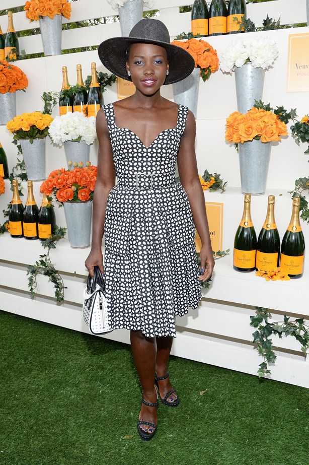 Simple and summery: Lupita Nyong'o