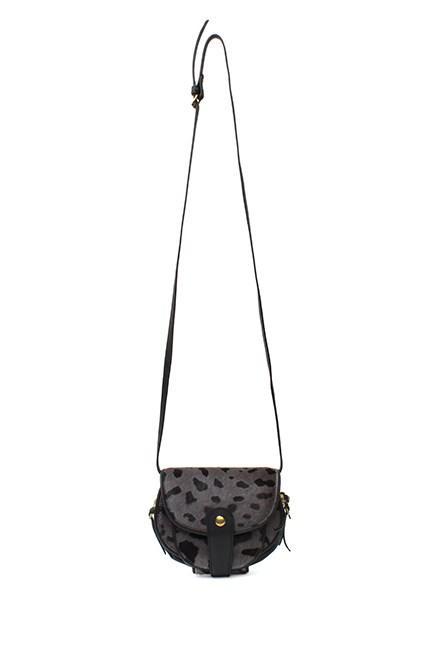 "Bag, $785, Jerome Dreyfuss, <a href=""http://https://www.mychameleon.com.au/momo-mini-bag-leopard-p-2708.html?typemf=women"">mychameleon.com.au</a>"