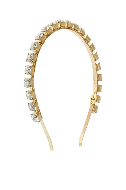 Eugenia Kim headband from Liberty