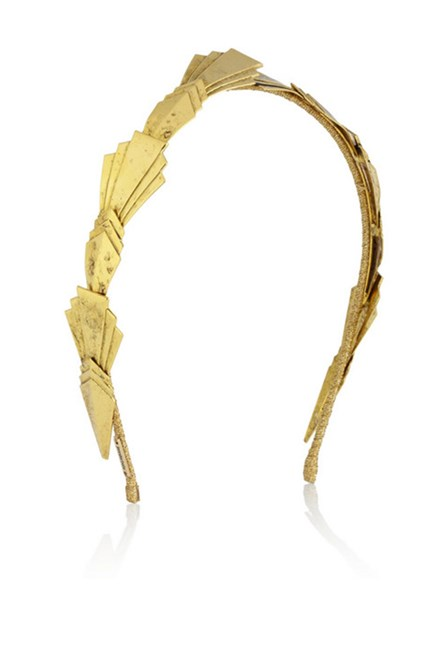 Jennifer Behr headband from Net-A-Porter