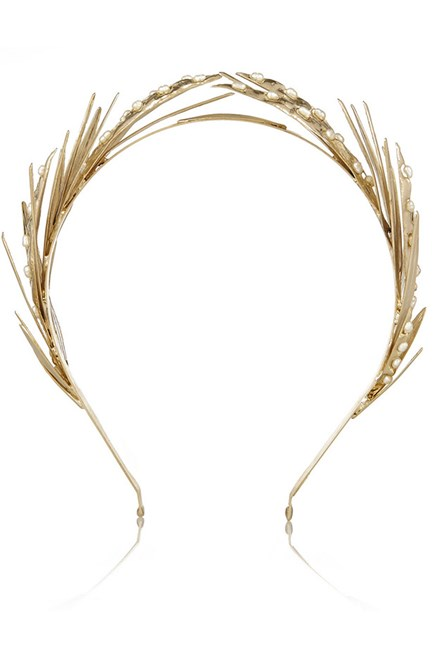 Rosantica headband from Net-A-Porter