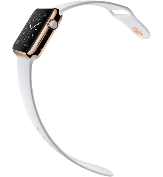 Đồng hồ iWatch - Khi công nghệ và thời trang gặp nhau ảnh 6