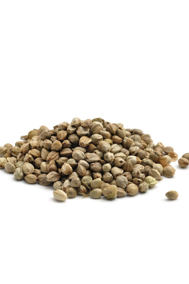 <strong>Hemp Seeds </strong><br><BR> You might have heard about the power of hemp protein as a vegan alternative to whey, but did you know that hemp seeds also contain a type of omega-3 essential fatty acid called alpha-linolenic acid (also found in chia, kiwifruit seeds and flaxseed)? Studies have shown that adding these little guys to your diet, which you can pop in salads or include in your morning smoothie,  can help boost your metabolism and reduce the risk of type 2 diabetes.