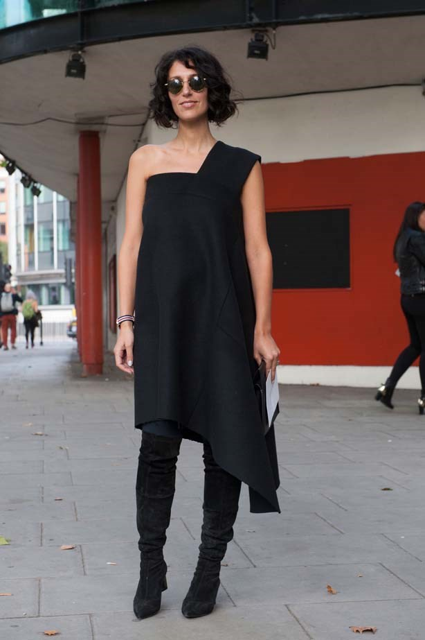 Aussie stylist Yasmin Sewell is always a best dressed at fashion week.