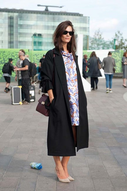 Nice to see the trusty street style