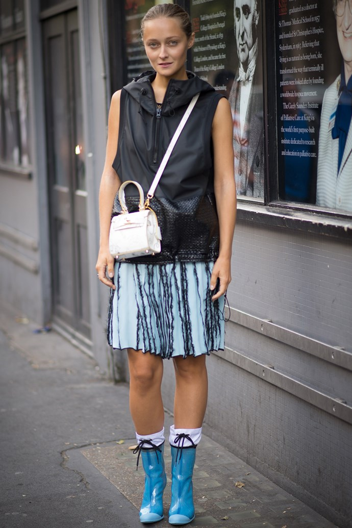 <strong>10. Downsize me</strong><br> When it comes to this bag trend, smaller is better. Hoarders need not apply.