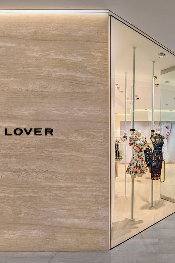 Lover's new store. Level 3 Westfield Bondi Juction.