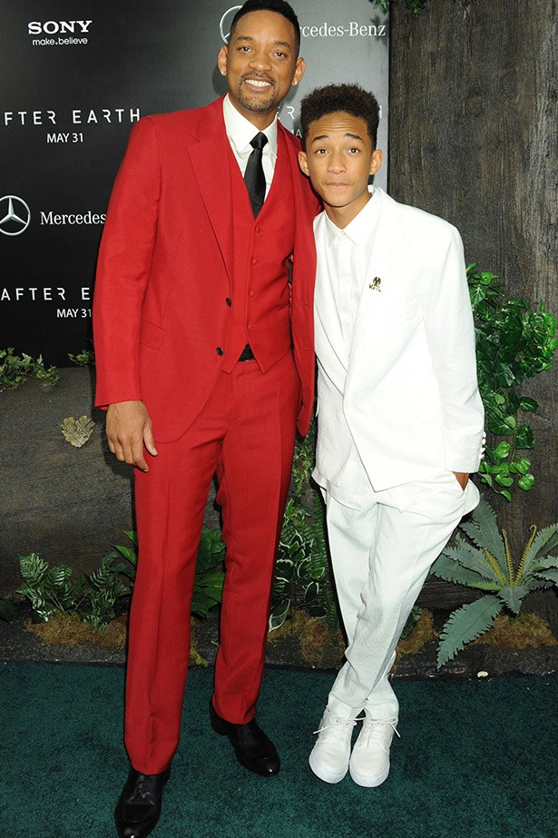 Who could forget doting father Will Smith (father of three) and son Jayden <em>The Pursuit of Happiness</em>?