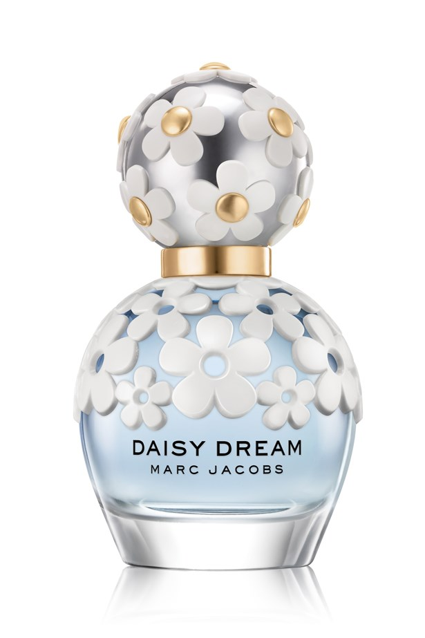 <p><strong>Daisy Dream EDT </strong><p/> <p> This light and airy scent features notes of blackberry, jasmine and white woods. <p/> <p> <em>$60 for 30ml, Marc Jacobs, 1800 812 663</em><p/>