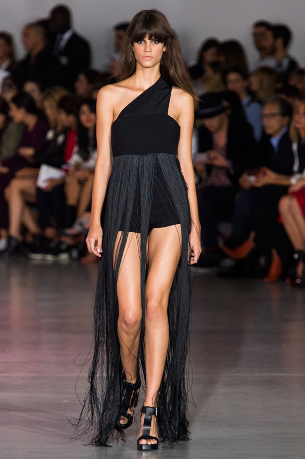 <strong>Designer:</strong> Costume National <br> <strong>Collection:</strong> Spring Summer 2015 <br> <strong>Location:</strong> Milan Fashion Week