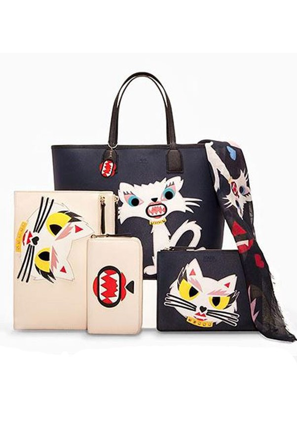 Choupette Lagerfeld gets an accessories line