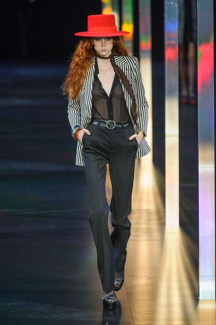 Saint Laurent Spring Summer 2015