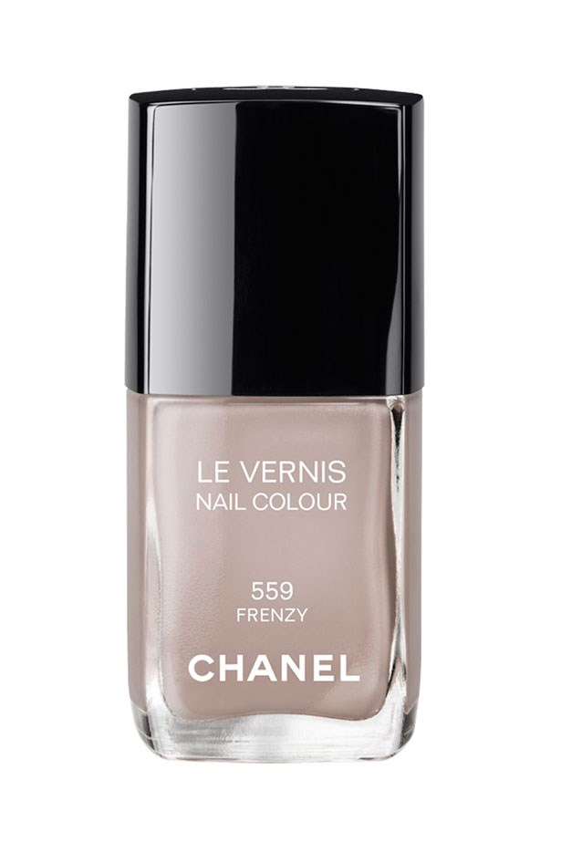 """<p><strong>Genevra Leek, Fashion News Director</strong><p/> <p>""""I lighten things up with either OPI Did You 'ear About Van Gogh? or Chanel Frenzy for a spring take on my winter go-to neutral, OPI's Berlin There Done That.""""<p/> <p> <em>Le Vernis in Frenzy, $39, Chanel, (02) 9900 2944</em><p/>"""