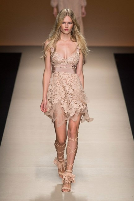 Best summer dresses fashion week SS15
