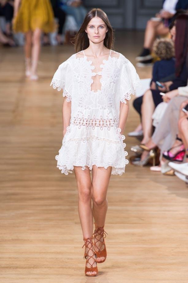 Best summer dresses fashion week SS15