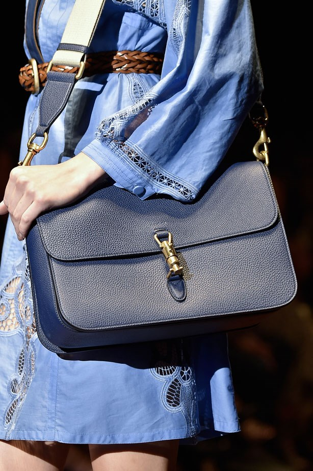 <strong>Designer: Gucci <br> Season: SS15<br> Location: Milan <b></strong>