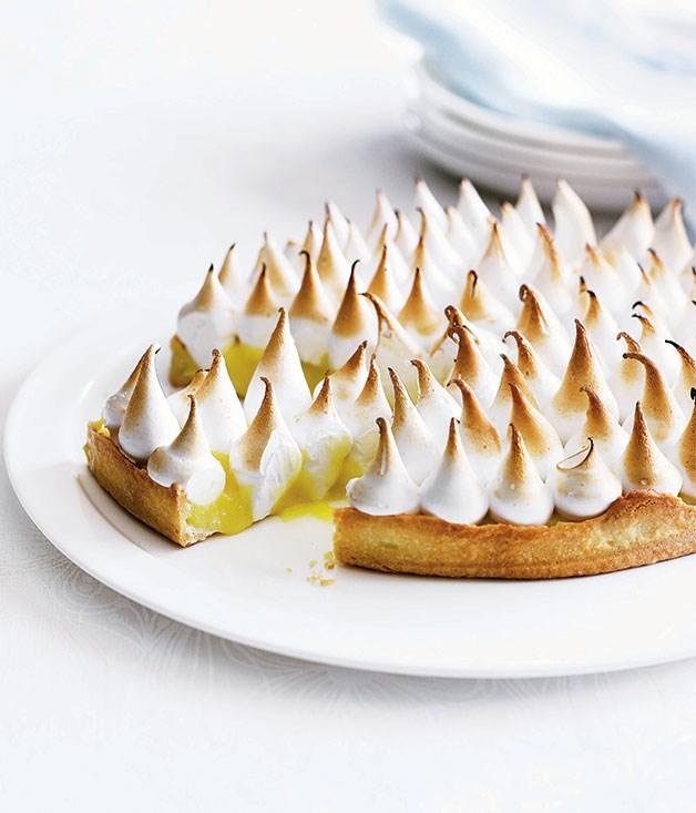 Lemon meringue pie :: Gourmet Traveller