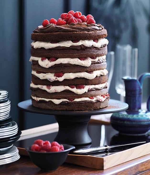Flourless Chocolate Cake Recipe Gourmet Traveller