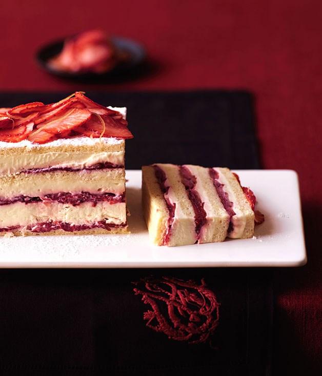 Gourmet Traveller Cake Recipes