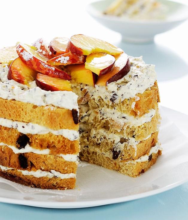 Peach Cake II Recipe - Allrecipes.com