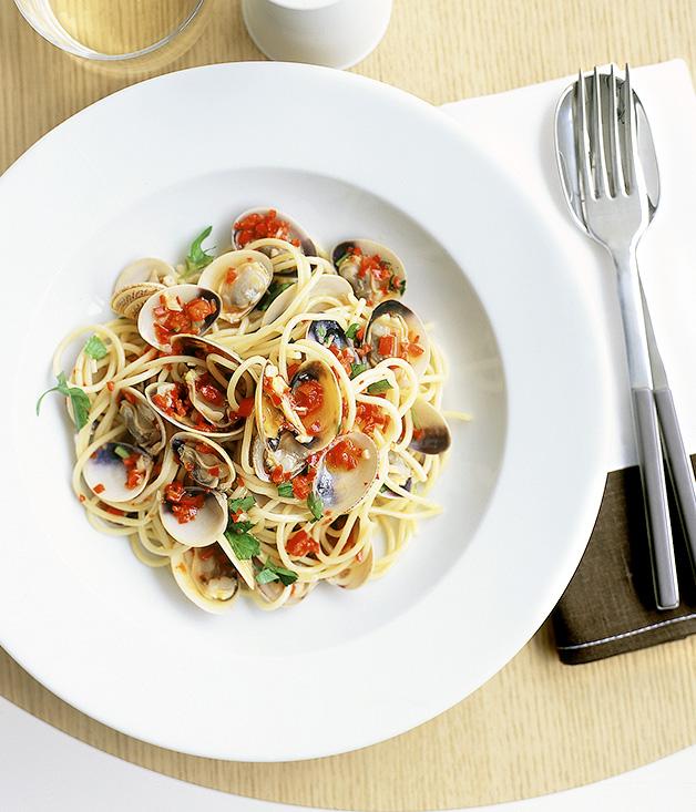 Vongole pasta recipe