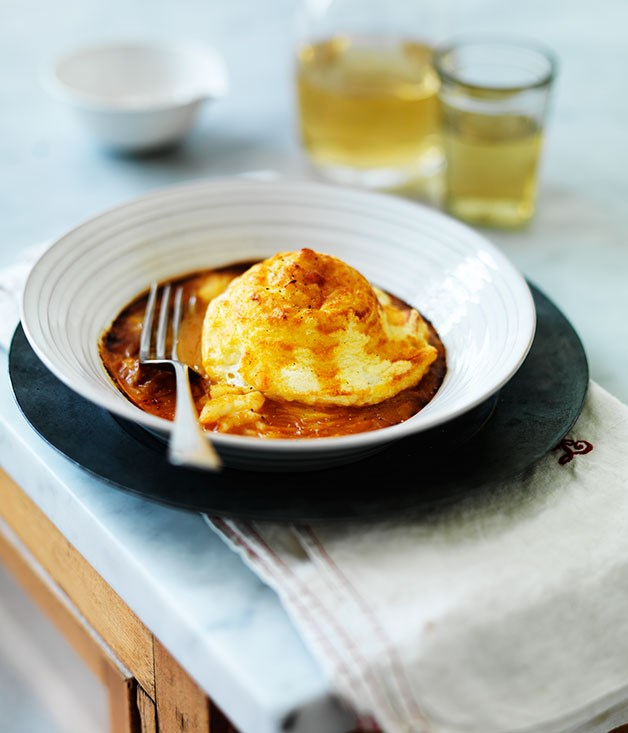 Gourmet Lobster Dishes Twice-baked lob...