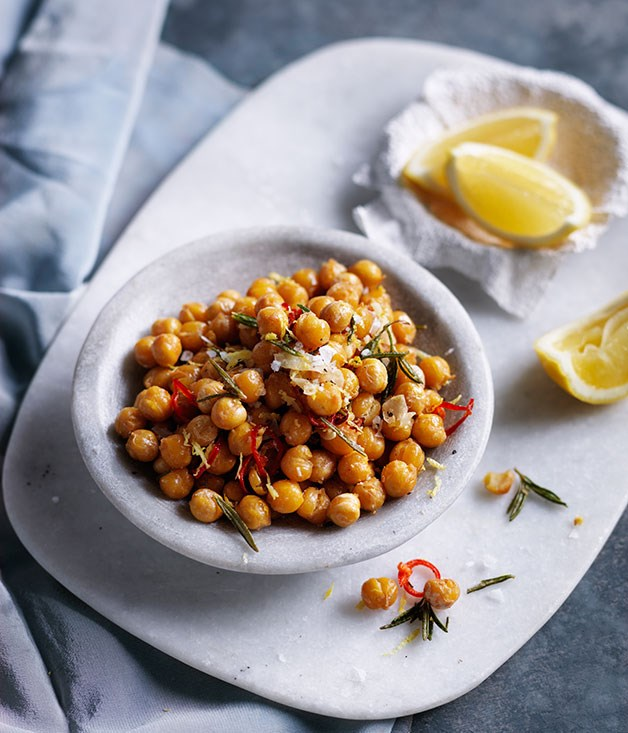 fried potatoes crispy pimenton chickpeas fried chickpeas smoky fried ...
