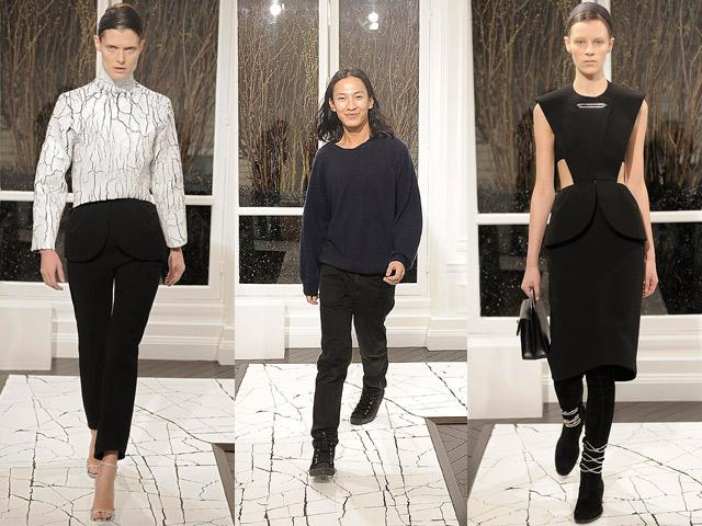 Alexander Wang's first Balenciaga campaign : Harper's BAZAAR