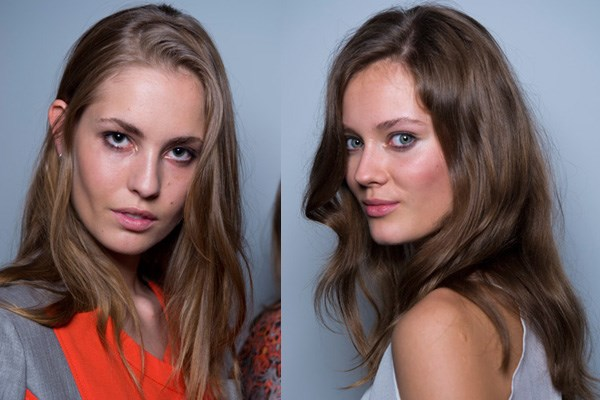 The Best Beauty Looks From New York Fashion Week: Spring ...