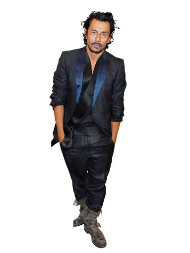 FASHION: 8. Haider Ackermann Colombian designer Ackermann has been flying under the radar (albeit with a growing fan club, including Karl Lagerfeld, no less) since his label launch in 2001, but he's set to hit the big time following his coolly sophisticated S/S 2011 collection. – ZW