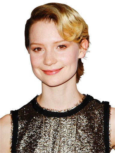 ACTORS: 23. Mia Wasikowska. The post-Alice Wasikowska will return for more fanfare in a new grown-up role: the lead in Cary Fukunaga's Jane Eyre, part of a stellar cast, which includes Dame Judi Dench, Michael Fassbender and Sally Hawkins. Time to revisit the English lit-class classic. – TL