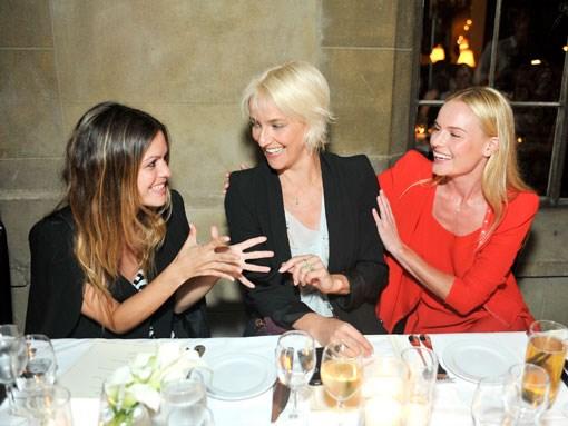 Rachel Bilson, Vanessa Bruno and Kate Bosworth