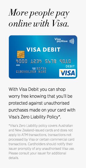 Visa Fashion First