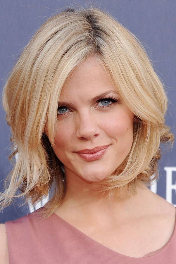 "<strong>Choppy layers</strong>: ""These types of hair cuts suit squarer faces, and helps to soften hard angles or sharp jaws for a more feminine feel,"" says Edwards. The layers ""grow out easily"" so expect regular salon visits to keep your hair from looking grown-out and frumpy."