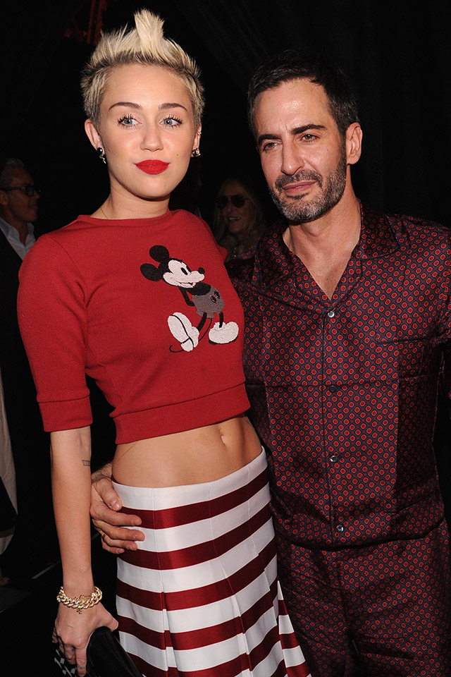 Miley Cyrus Poses Nude For Marc Jacobs Skin Cancer