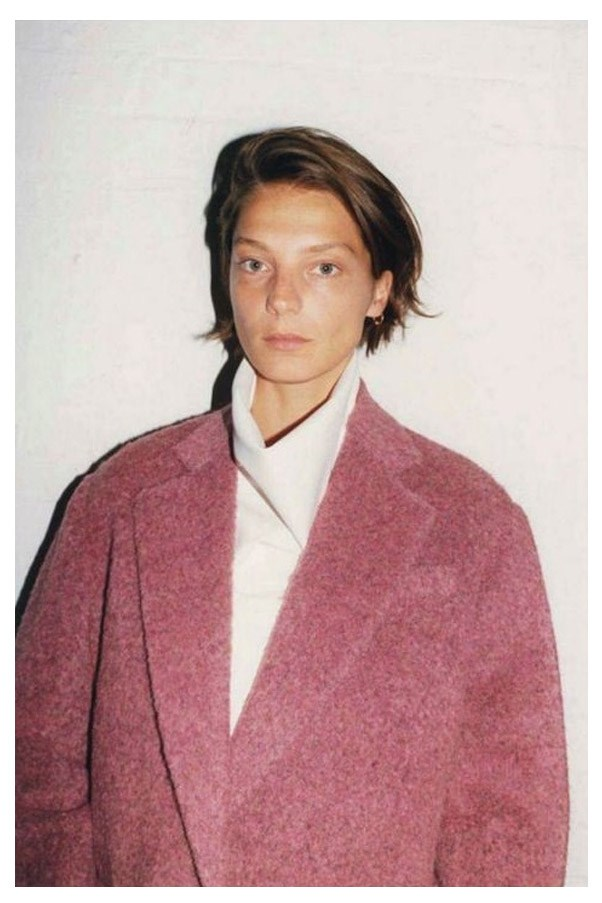 <strong>Daria Werbowy</strong> <br><br>The Canadian supermodel cut off her signature long, balayed locks in 2012. Her choppy new 'do debuted in Celine's autumn/winter 2013-14 campaign.