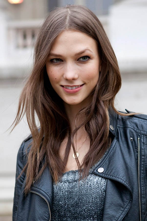 <strong>Karlie Kloss</strong> <br><br>The American model catapulted into the spotlight in 2008 with a long and wavy mane...