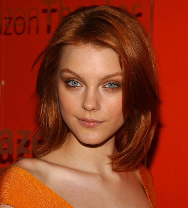<strong>Jessica Stam</strong> <br><br>When it comes to her hair, Stam is a modern-day Evangelista. From a rich red to platinum blonde to jet-black and back again, this Canadian model has tried every cut and colour on the spectrum.