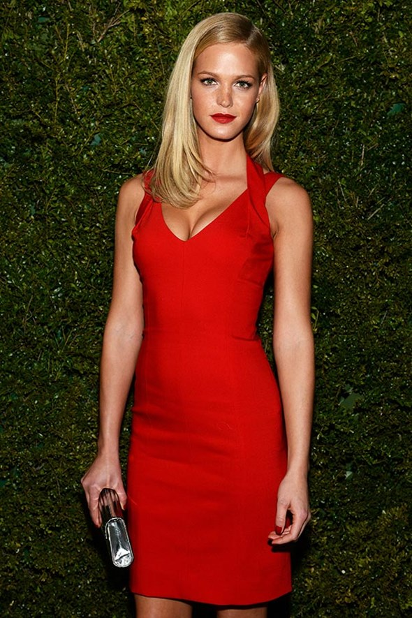 Erin Heatherton to open Sydney Fashion Festival
