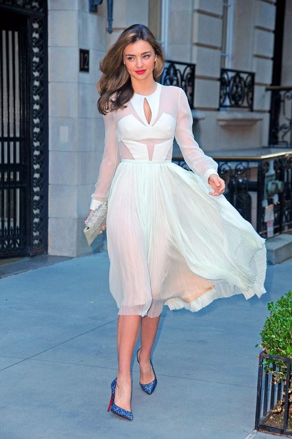 "Before the ""Romeo & Juliet"" opening night in New York, September 2013."