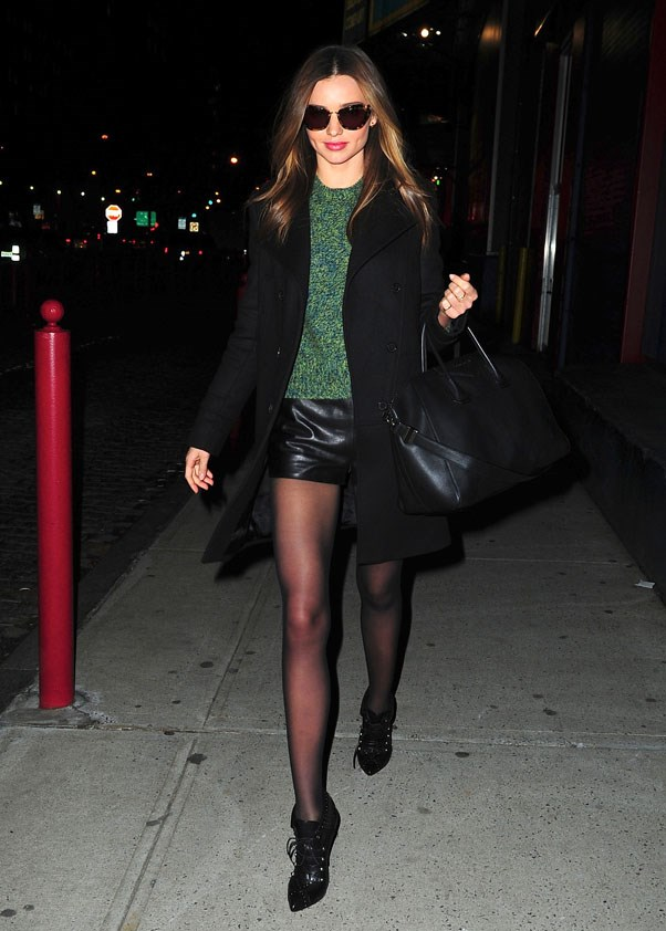 Out and about in New York, November 2012.